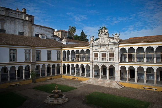 Colégio do Espírito Santo, Évora