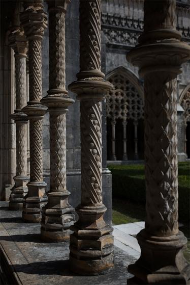 Claustro, Mosteiro da Batalha, 2014