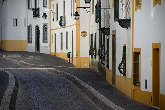 Centro Histórico, Évora, 2015
