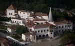Vista do Castelo dos Mouros, 2012
